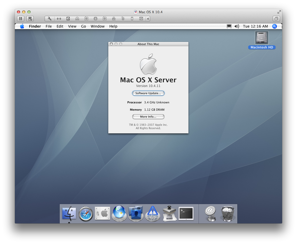 Mac osx | tiger 10. 4 install dvd youtube.
