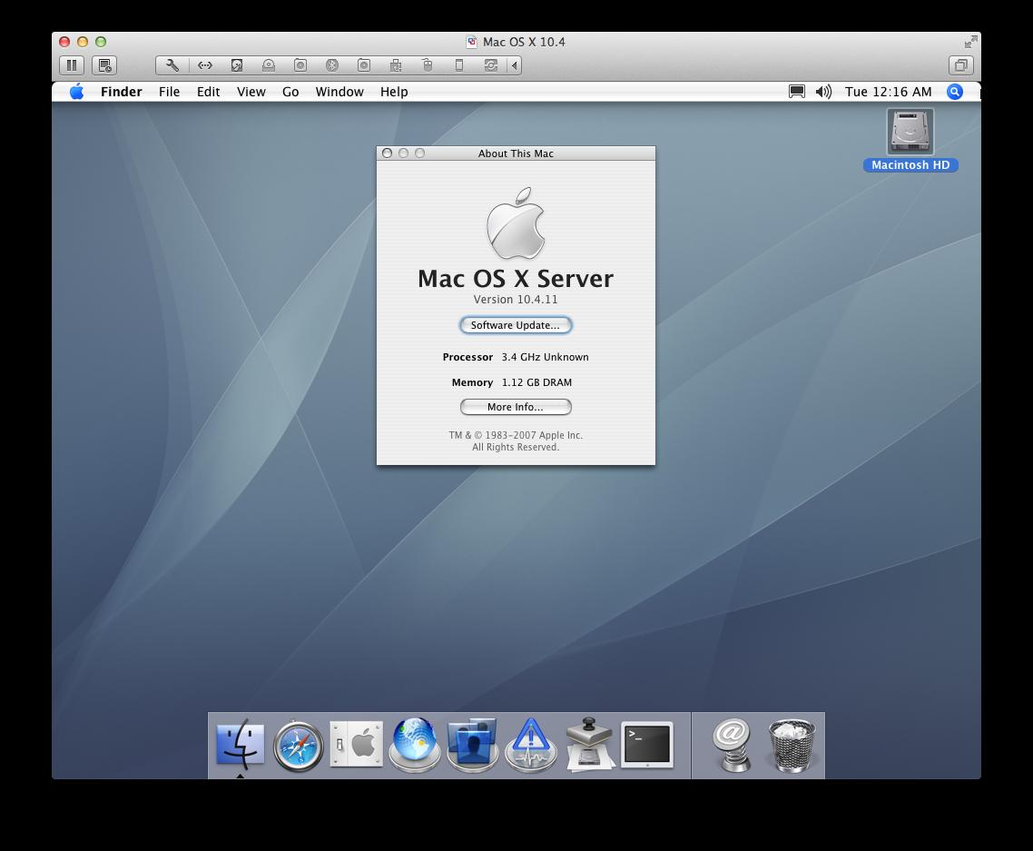 torrent client mac os x 10.4.11